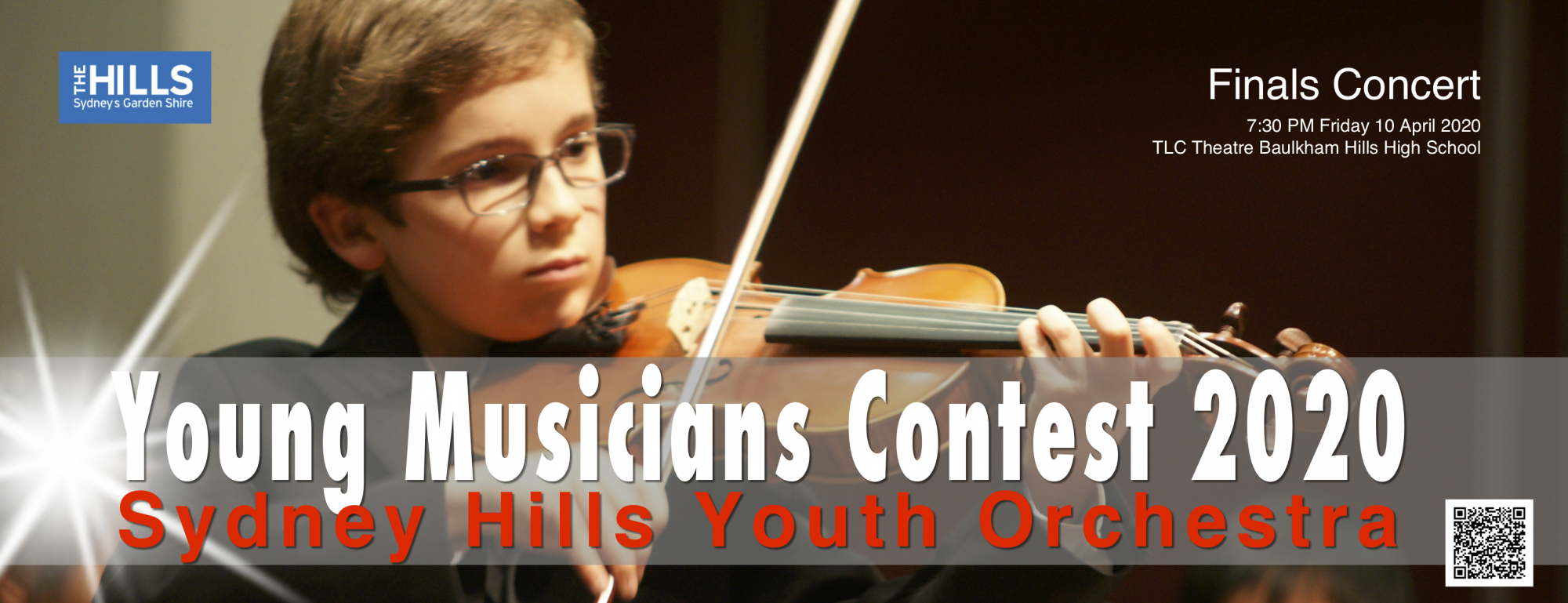 Finals Concert of Young Musicians Contest 2020