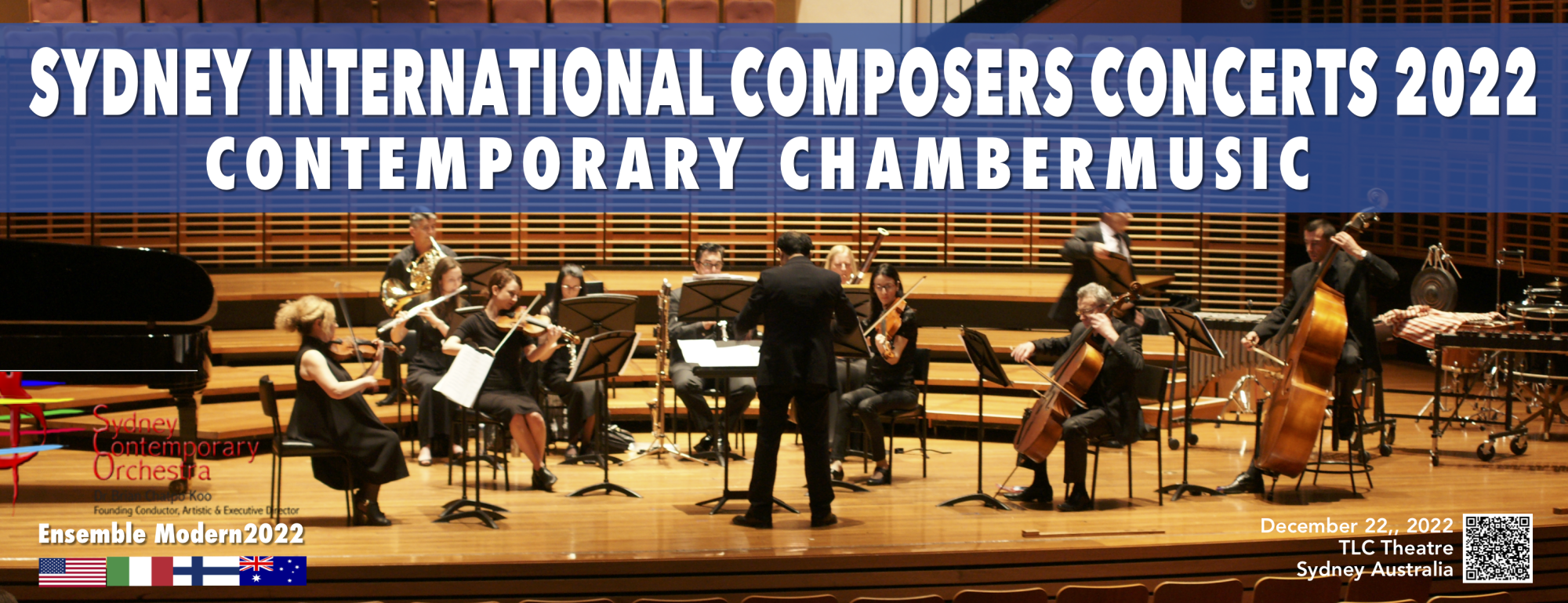Contemporary Chamber Music 2021 (SCOC No.15)