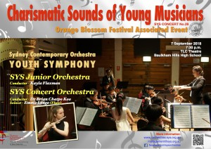 Charismatic Sounds of Young Musicians